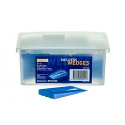 10mm Blue Wedgie (Box of 35)