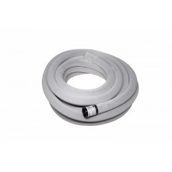 65mm Flexible Agi Pipe - Slotted with Filter Sock (20m Roll)