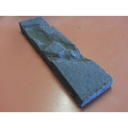 Shatter Post Cover Charcoal - C Beam 200x50x20