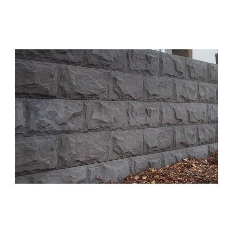 Split Bluestone Concrete Sleepers - Charcoal 2.020m 150x80mm