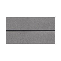 Smooth Plain - Charcoal 2.0m 200x80mm