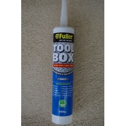 Tool Box - Grey 400g Adhesive & Sealant