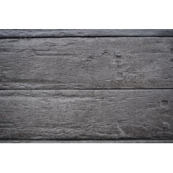 Used Railway Woodgrain - Charcoal 2.0m 200x80mm