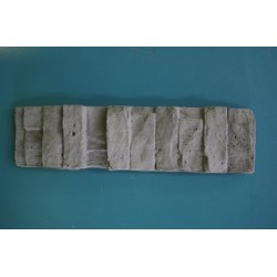 Stack Stone (C Beam) Covers - Charcoal 200x50mm