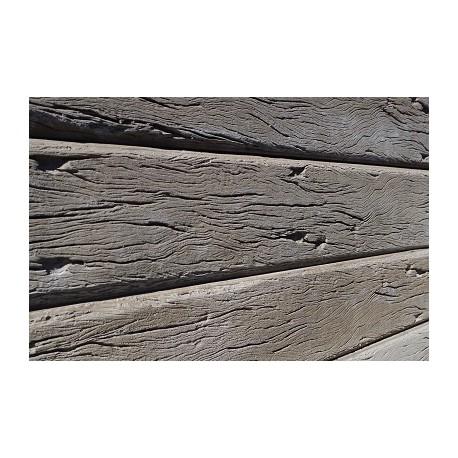 Rustic Woodgrain Sleeper - Brown 2.0m 200x80mm