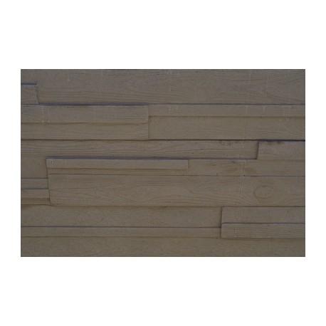 Architectural Woodgrain Sleepers - Brown 2.0m 200x80mm